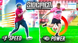 SIDEMEN FIND OUT THEIR FOOTBALL STATS