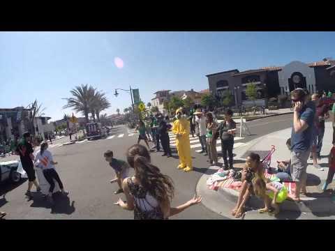 Hermosa Beach St. Patrick's Day Parade - 2014