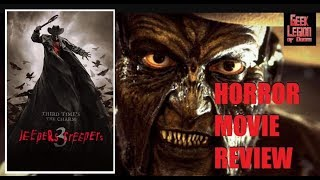 JEEPERS CREEPERS III ( 2017 Stan Shaw ) Horror Movie Review