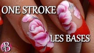 ONE STROKE NAIL ART - Les bases, fiche technique