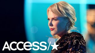 Nicole Kidman Says Marrying Tom Cruise Protected Her From Sexual Harassment | Access