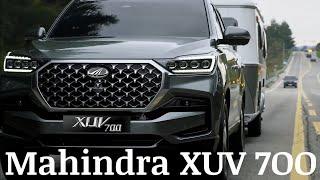 Mahindra XUV 7OO (W601) || The New Flagship 7 Seater SUV