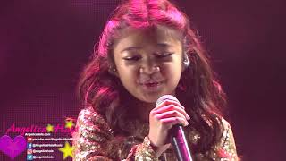 """Angelica Hale Performing """"Symphony"""" at AGT Las Vegas Live! 2017 @ Planet Hollywood (3 of 3)"""