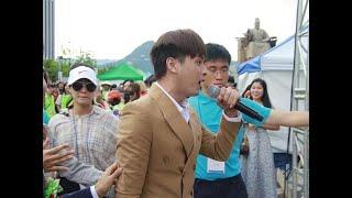 Hồ Quang Hiếu được đón nhận nồng nhiệt tại Hàn Quốc