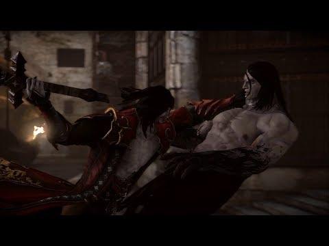 Castlevania: Lords Of Shadow 2 Final Boss Satan HD