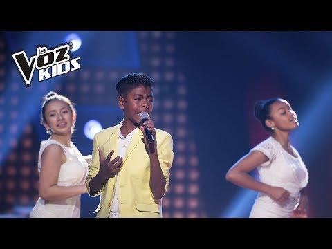Brayan canta Qué Hay de Malo | La Voz Kids Colombia 2018