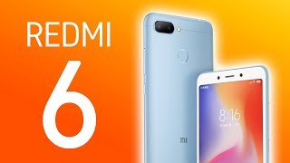 Video Xiaomi Redmi 6 A3eRxWQaju8