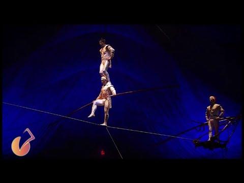 Kooza - Cirque du Soleil en Chile | del 1 al 31 de julio
