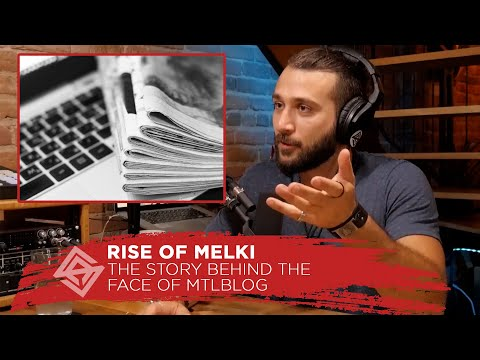 The Rise of Alex Melki at MTL Blog & Narcity