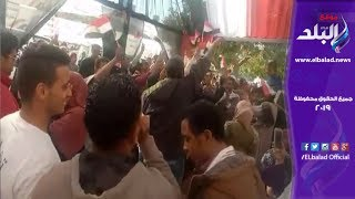 صدى البلد   المواطنون أمام لجنة بحلوان : الصحافة فين الج ...