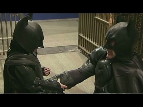BatKid Saves Transformed 'Gotham City' - Smashpipe News