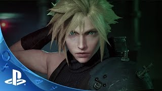 PlayStation     Experience 2015: Final Fantasy VII Remake – PSX 2015 Trailer