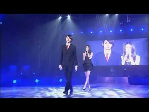 [HD] SUPER SHOW 3 DVD - 17. Heechul ft. Krystal - The Way Idols Break Up