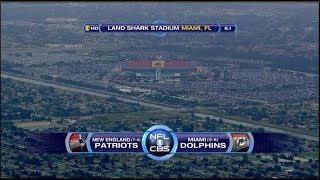 2009 Patriots @ Dolphins condensed