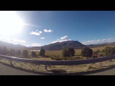 """Camino al Parque Nacional """"Los Alerces"""""""