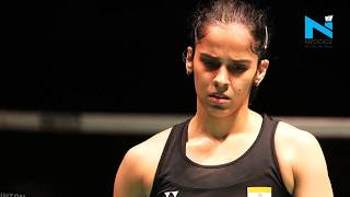 Saina Nehwal admitted to Hospital..