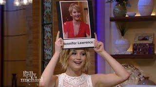 Jennifer Lawrence plays