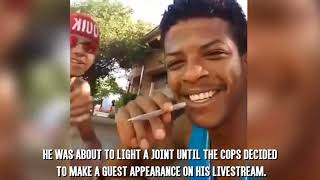 Craziest Live Stream Moments Buying Drugs, Taking Top Off, Cops Arrest Streamer!