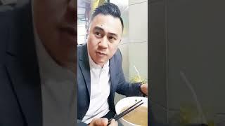 Hài | Justin Nói Băng Di là Phở VN Không Ngon