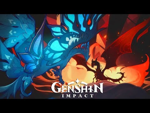Genshin Impact 《原神》 - Main Story Gameplay Showcase - iOS/PC - 1st CBT 2019
