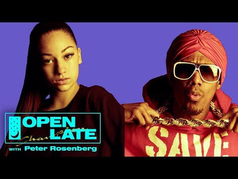 What's Donald Glover's Ceiling? Plus, Nick Cannon & Bhad Bhabie | Open Late with Peter Rosenberg