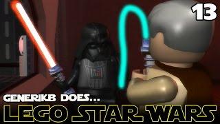 LEGO STAR WARS The Complete Saga Ep 13 -
