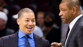Ty Lue Joining Clippers Coaching Staff As Battle Of LA Becomes EVEN More WILD!