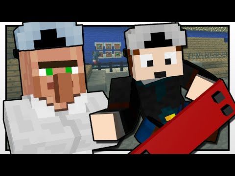 Minecraft | SKATEBOARDING COMPETITION | Custom Mod Adventure