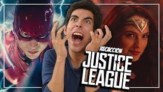 Reacción / Opinión: Trailer Final de Justice League
