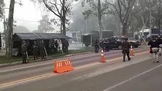 Forças de segurança realizam operação na zona de fronteira em Jaguarão, por Ascom PRF