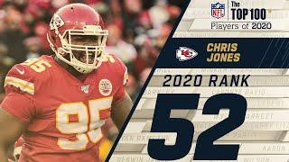 #52: Chris Jones (DT, Chiefs) | Top 100 NFL Players of 2020