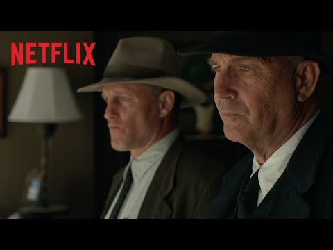 Vídeo Costner e Harrelson caçam Bonnie & Clyde em