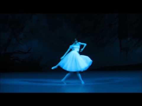 Svetlana Zakharova, Sergei Polunin - Giselle  Act 2  Pas de deux