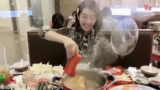 Nữ chủ tịch Thúy Ngân giả dạng đi ăn và các kết [Full HD]