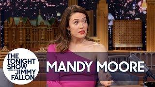 Mandy Moore Declares Sterling K. Brown This Is Us' Best Crier
