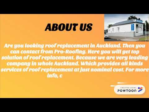 Top Quality Commercial Roofing in Auckland