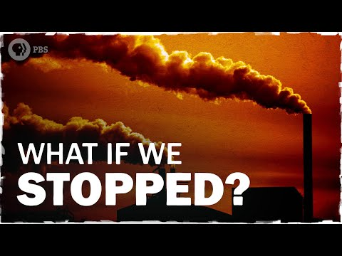 What if Carbon Emissions Stopped Tomorrow?