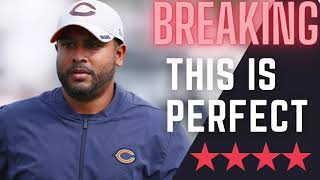🚨BREAKING: Sean Desai HIRED as Chicago Bears Defensive Coordinator 🚨