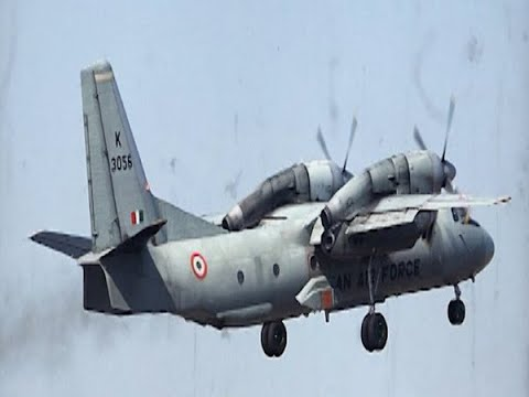 AN-32 IAF aircraft with 13 persons missing since 72 hours