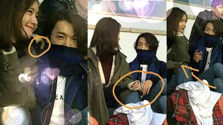 SNSD Yoona & Donghae dating Rumour 💞 revealed after together secret date at H.O.T concert