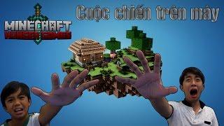 Minecraft The Hunger Games part 5 - Cuộc chiến trên mây