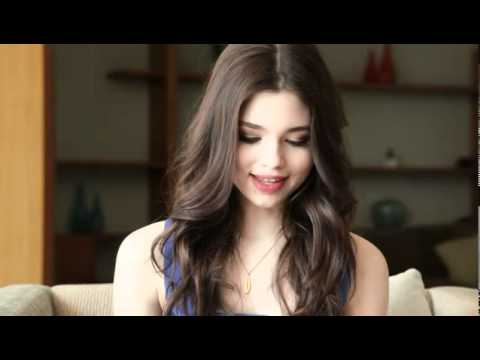 1:18 Beauty Secrets from India Eisley (from The Secret Life of The ...