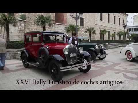 Una veintena de coches clásicos se dan cita en el Rally de Cabañeros