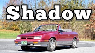 1993 Dodge Shadow ES: Regular Car Reviews