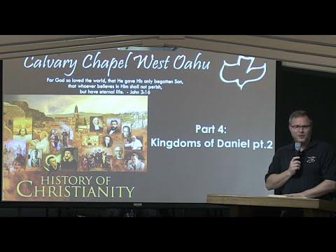 8 April 2020   CCWO's Midweek Study of 'The Kingdoms in Daniel pt 2'   Pastor Dan Jacobson