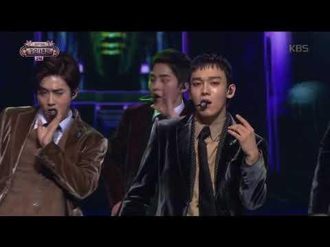 2017 KBS가요대축제 Music Festival - EXO (엑소) - Ko Ko Bop (Ko Ko Bop - EXO) 20171229