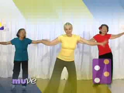 easy dance exercise for seniors athletes and kids  all