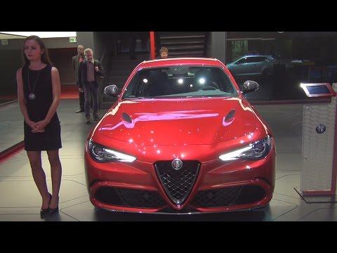 @Alfa_Romeo Alfa Romeo Giulia 2.9 V6 Bi Turbo 510 hp RWD AT8 (2017) Exterior and Interior in 3D