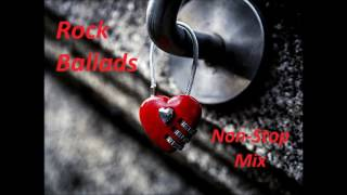 Rock Ballads Non Stop Mix
