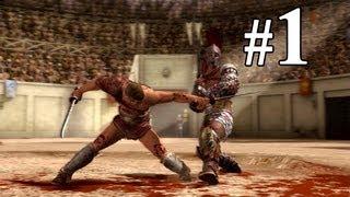 Spartacus Legends | Let's Play en Español | Capitulo 1